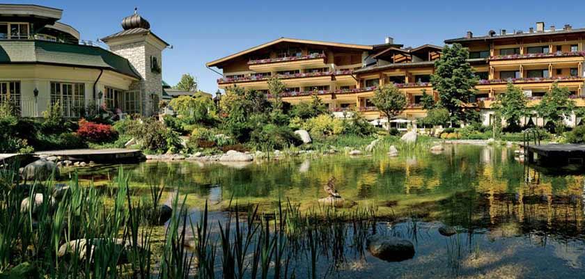 Hotel Salzburgerhof, Zell am See, Austria - hotel exteriors.jpg